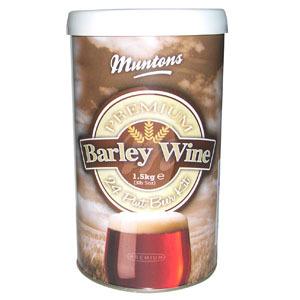 Набор Muntons Premium Barley Wine 1,5 кг.